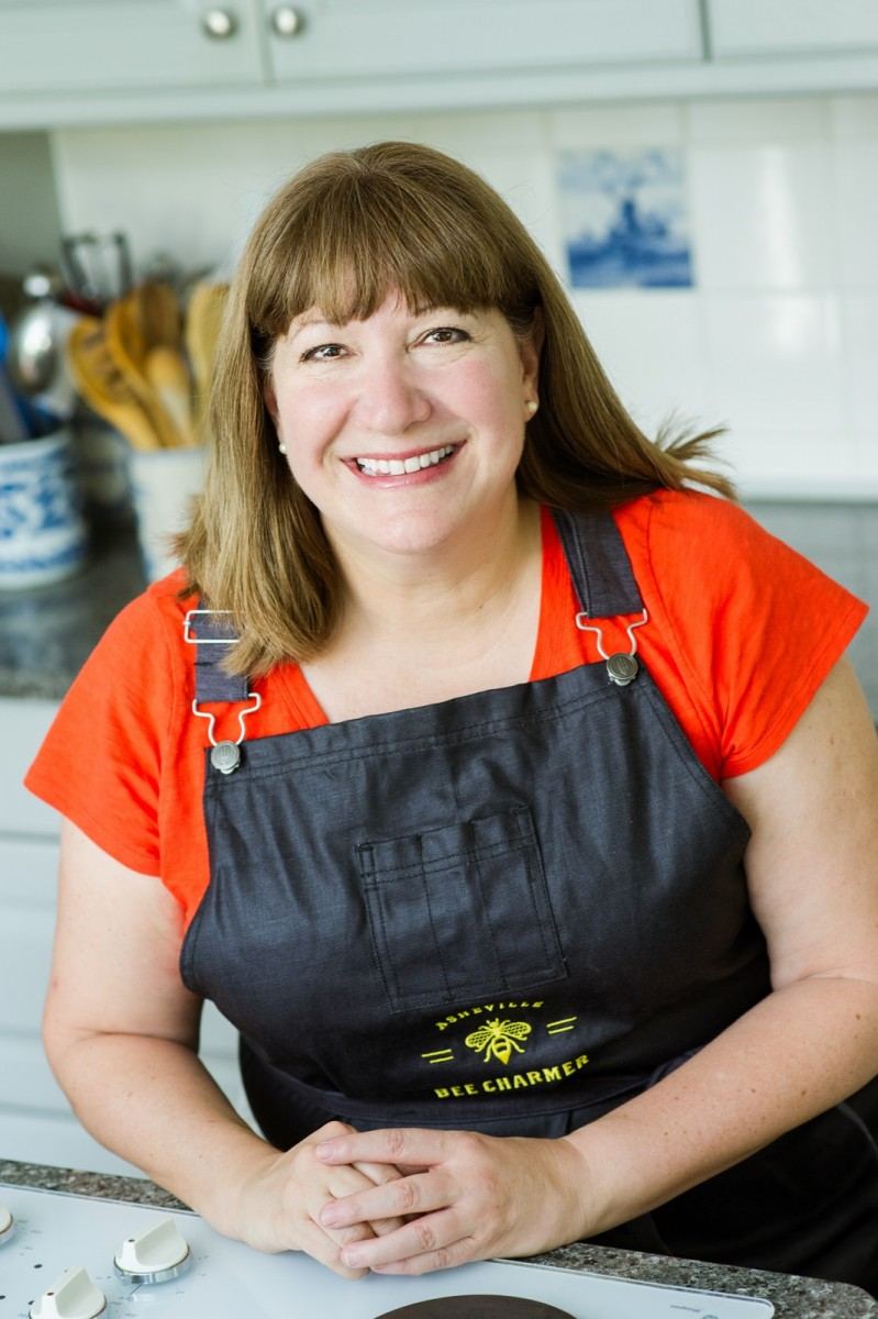 Chef Carrie Schloss The Bee Charmer Cookbook